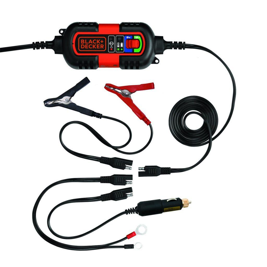 The 10 Best Trickle Chargers For Money In 2019 Car From Japan Wire Alternator Will Far Outweigh Little Time Saved With A One Black Decker Bm3b 6v And 12v Automatic Battery Charger Maintainer