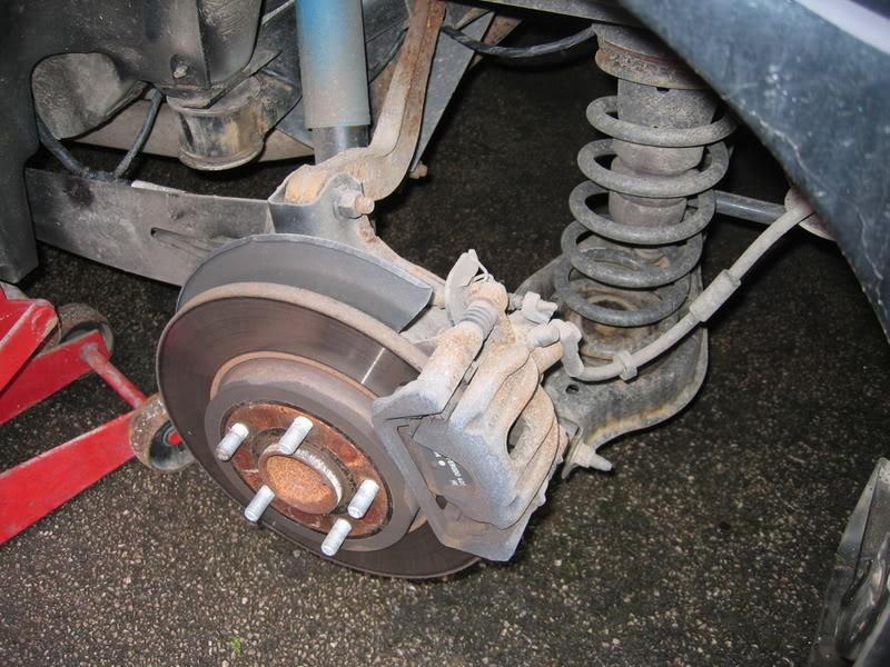 How to Solve Car's Brake Caliper Sticking Problem | CAR FROM