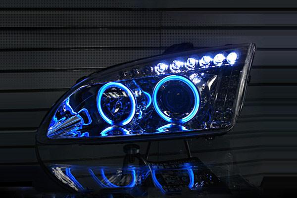 4 Projector Headlights Benefits Car From Japan
