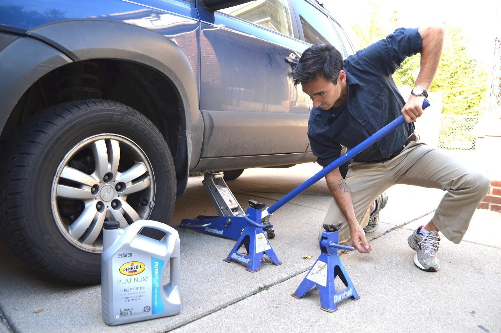 Mdx Vs Pilot >> How to Use Car Jack Stands Properly - CAR FROM JAPAN