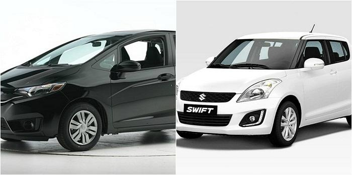 Honda Fit vs Suzuki Swift: Let's Pick Your Subcompact Hatchback - CAR FROM JAPAN