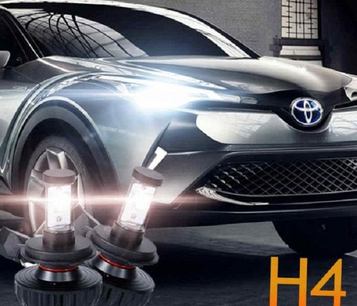 How To Do An LED Headlight Conversion