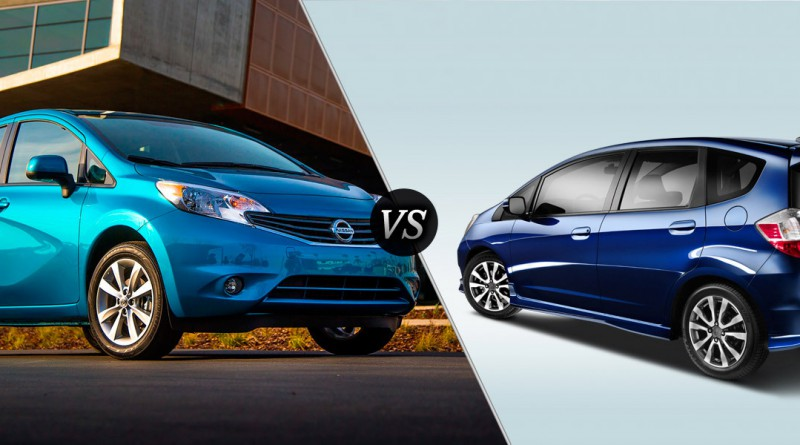 Nissan Note vs Honda Fit: Which One Is Your New Hatchback ...