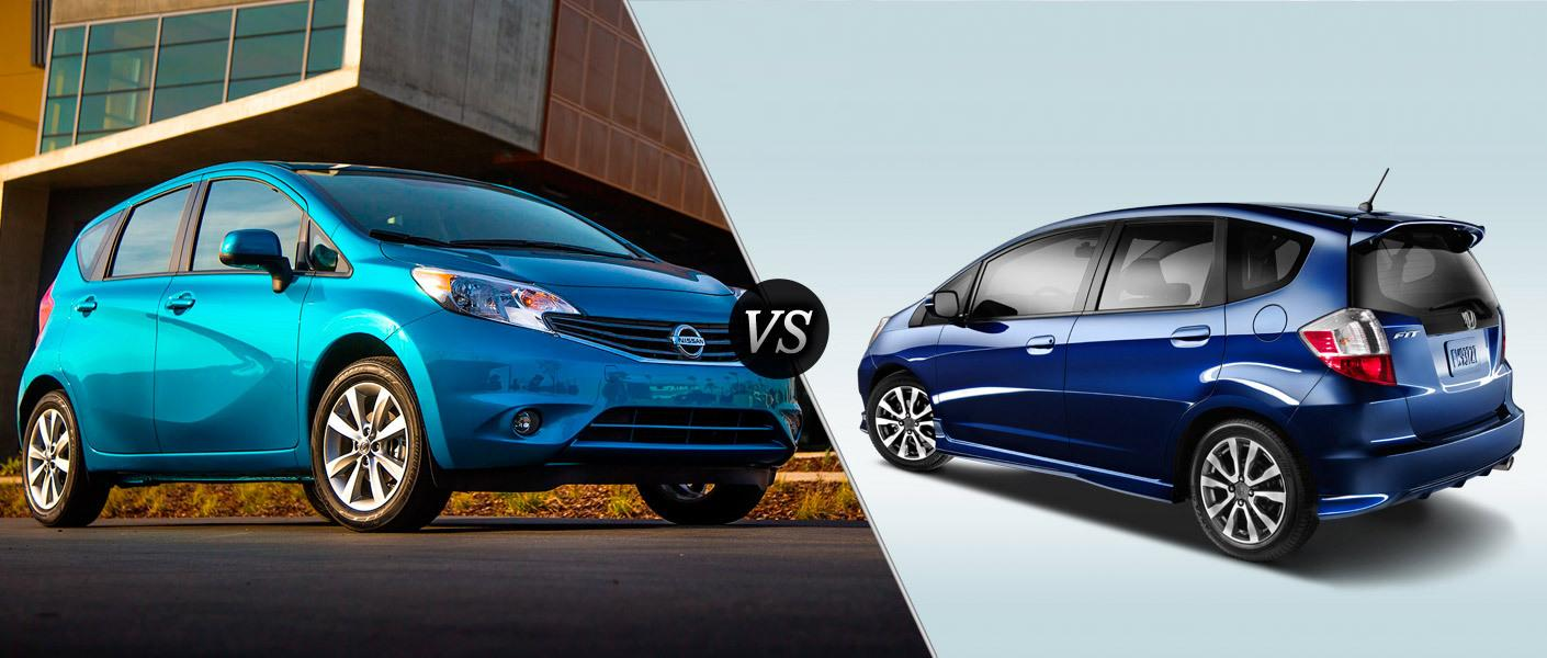 nissan note vs honda fit which one is your new hatchback. Black Bedroom Furniture Sets. Home Design Ideas