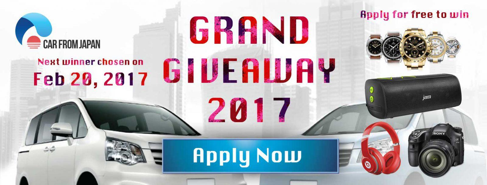 Car Giveaway 2017 >> Car Giveaway Campaign Is It Free Car Scam Or Real Promotion Car