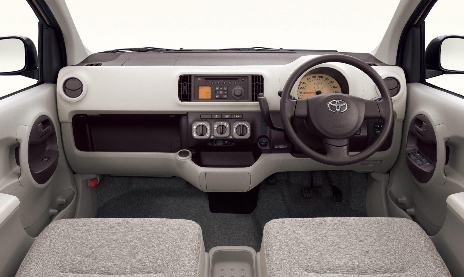 Toyota Passo Vs Vitz A Subcompact Showdown Car From Verso 2015 Interior