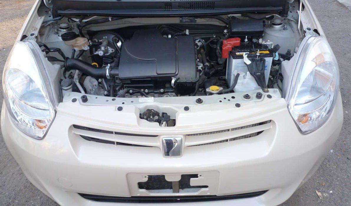 Image result for toyota passo engine