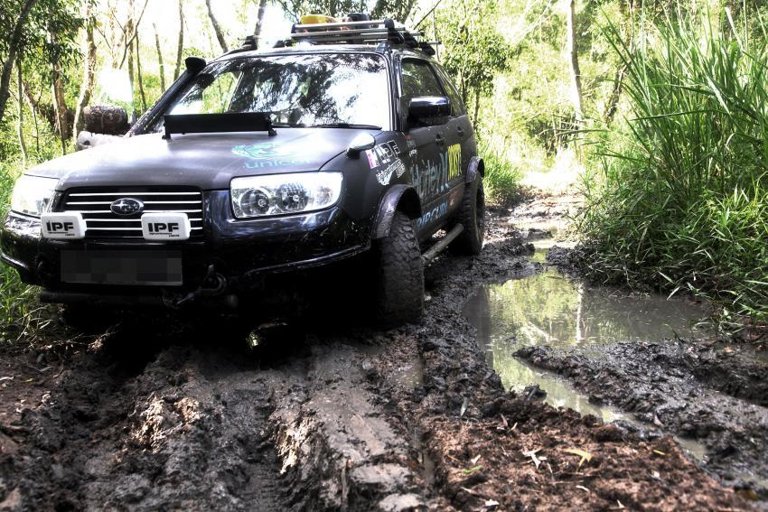Are subaru foresters good off road