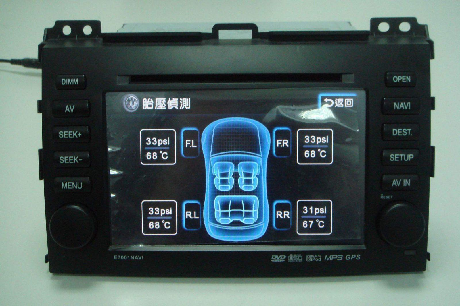 tire pressure monitoring system The lifespan of tires are very important