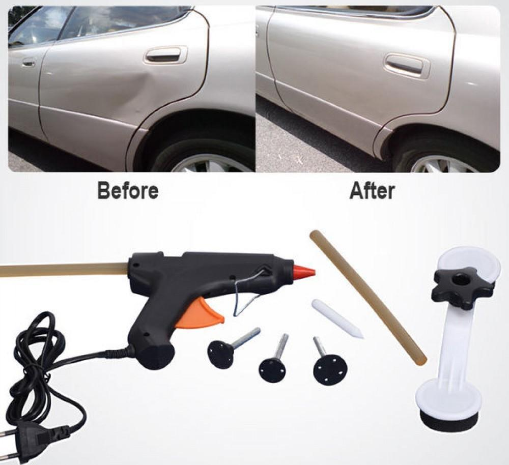 How To Use A Car Dent Repair Kit In 4 Easy Steps