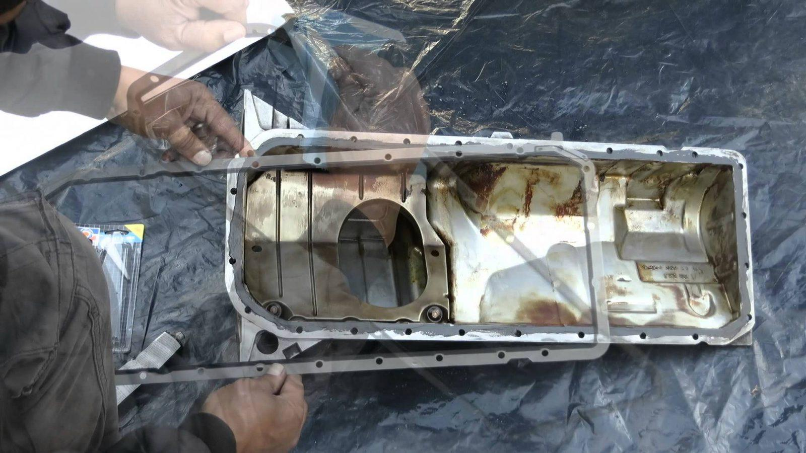 Mdx Vs Pilot >> Repairing an Oil Pan Gasket Could not be Easier - CAR FROM ...