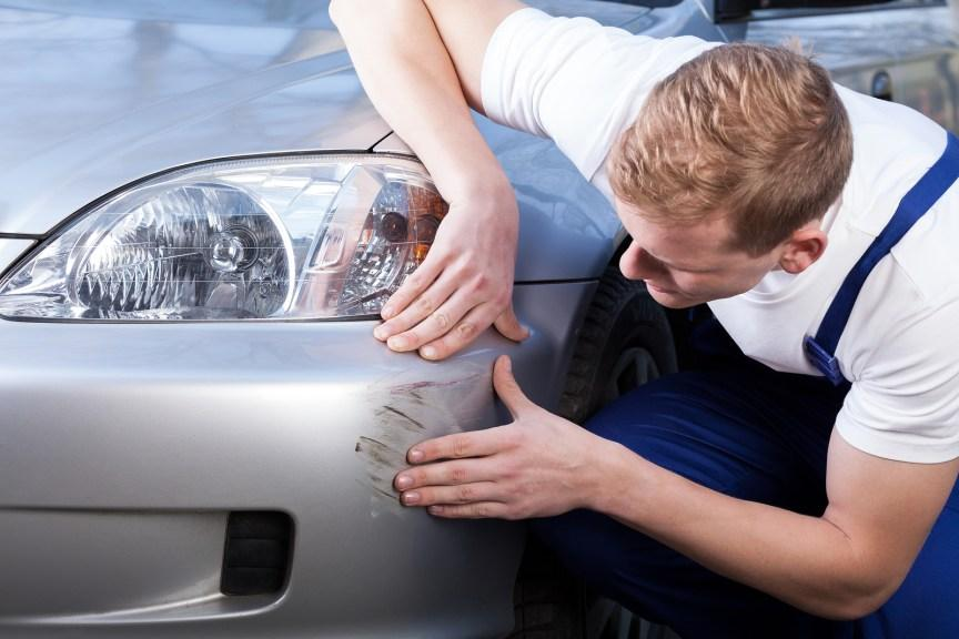 how to repair car paint scratch