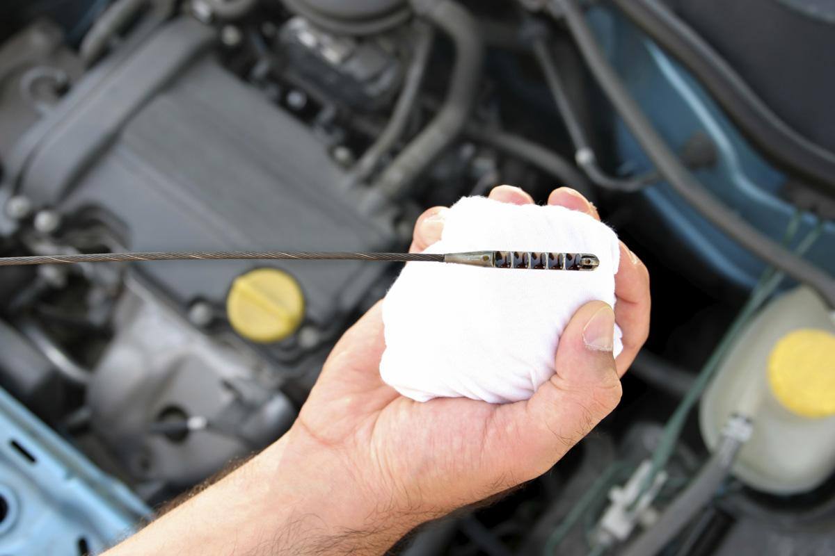 When to change the oil in the engine