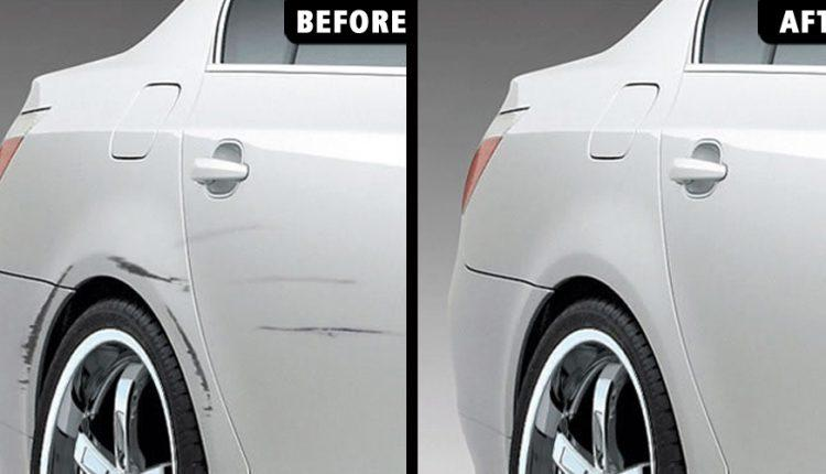 How Long Do Subarus Last >> 5 DIY Ways to Fix Dents and Scratches on Cars - CAR FROM JAPAN