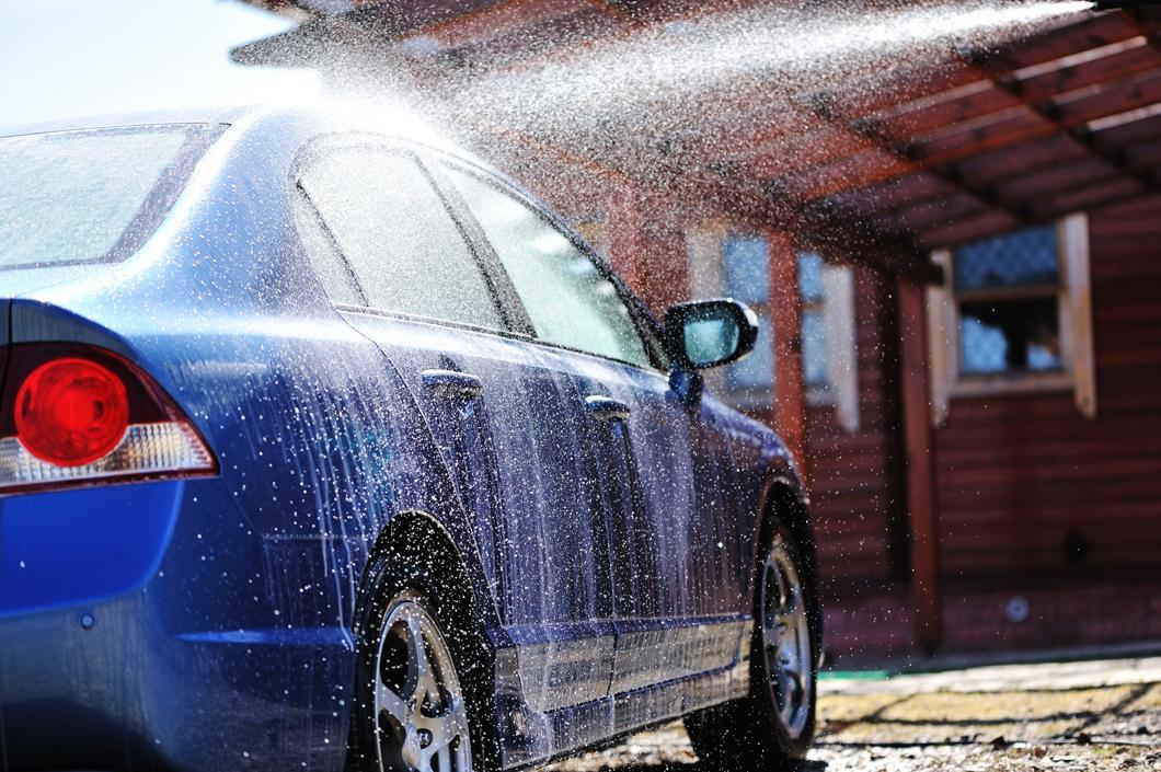 защитить автомобильную краску