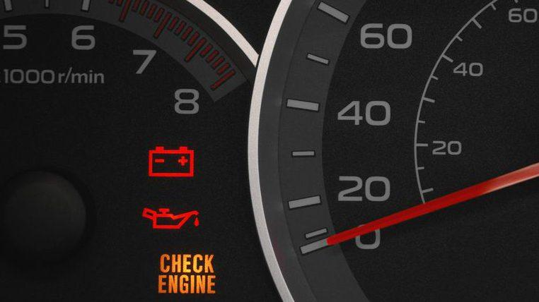 Let The Check Engine Light Go Off By Itself