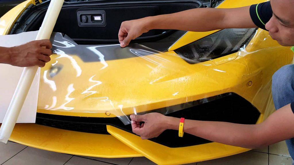 Знаете ли вы о том, как защитить автомобильную краску с помощью синтетического покрытия