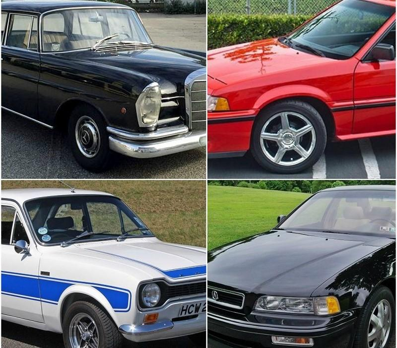 The Nine Best Cars Never See On The Road Anymore