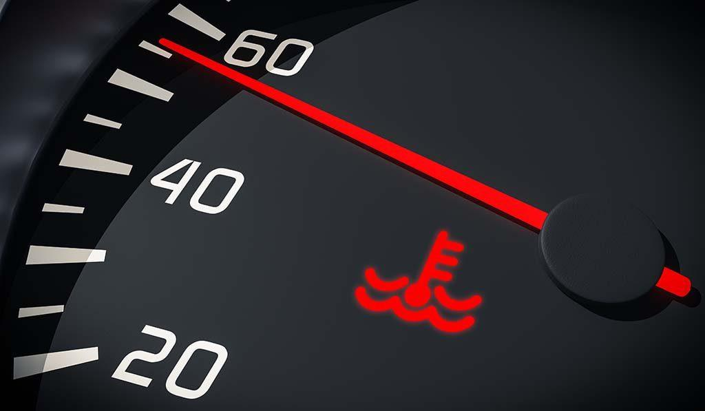 What Should You Do When the Temperature Warning Light Comes