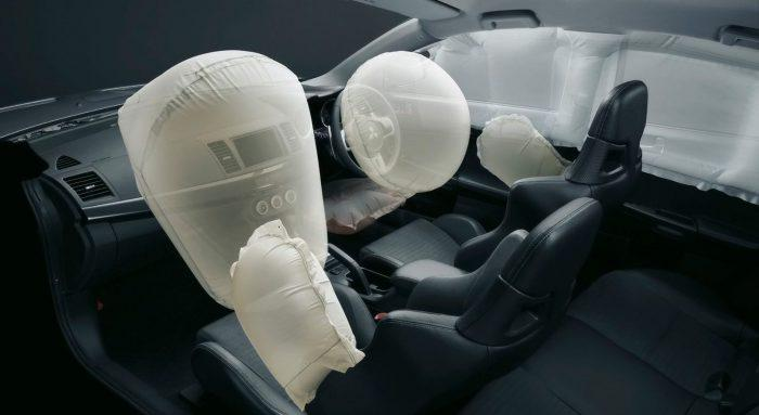 What Are The Required Conditions For Air Bag Deployment