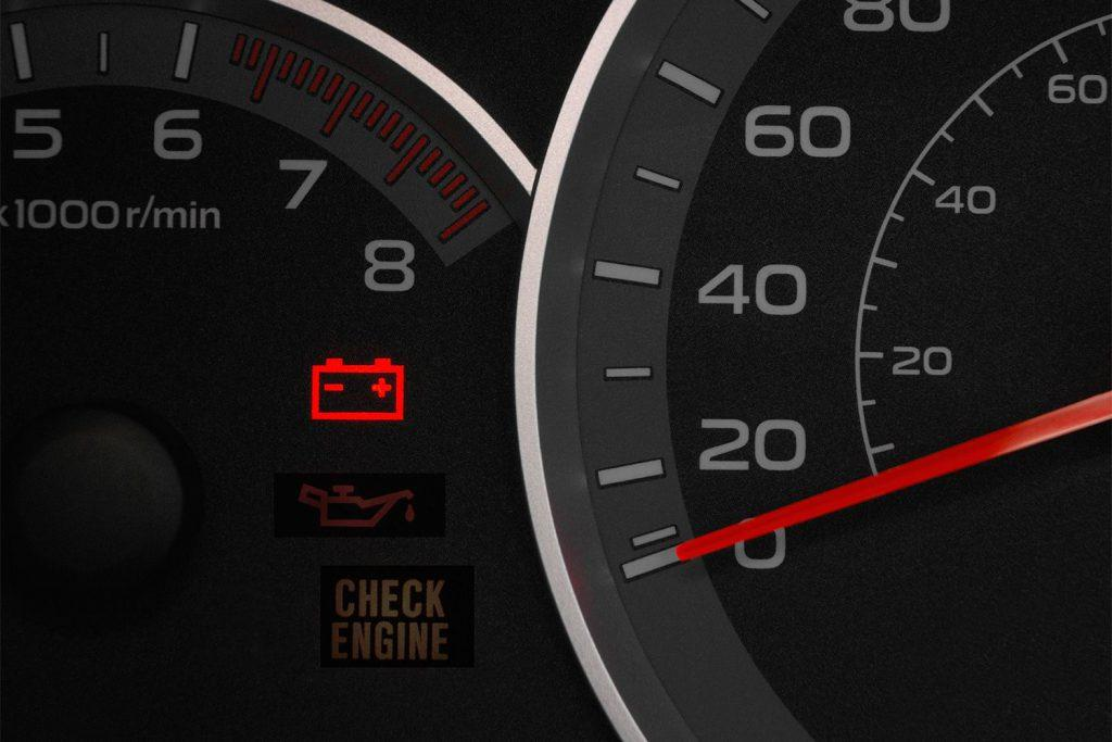 Dashboard Warning Lights Explained - CAR FROM JAPAN