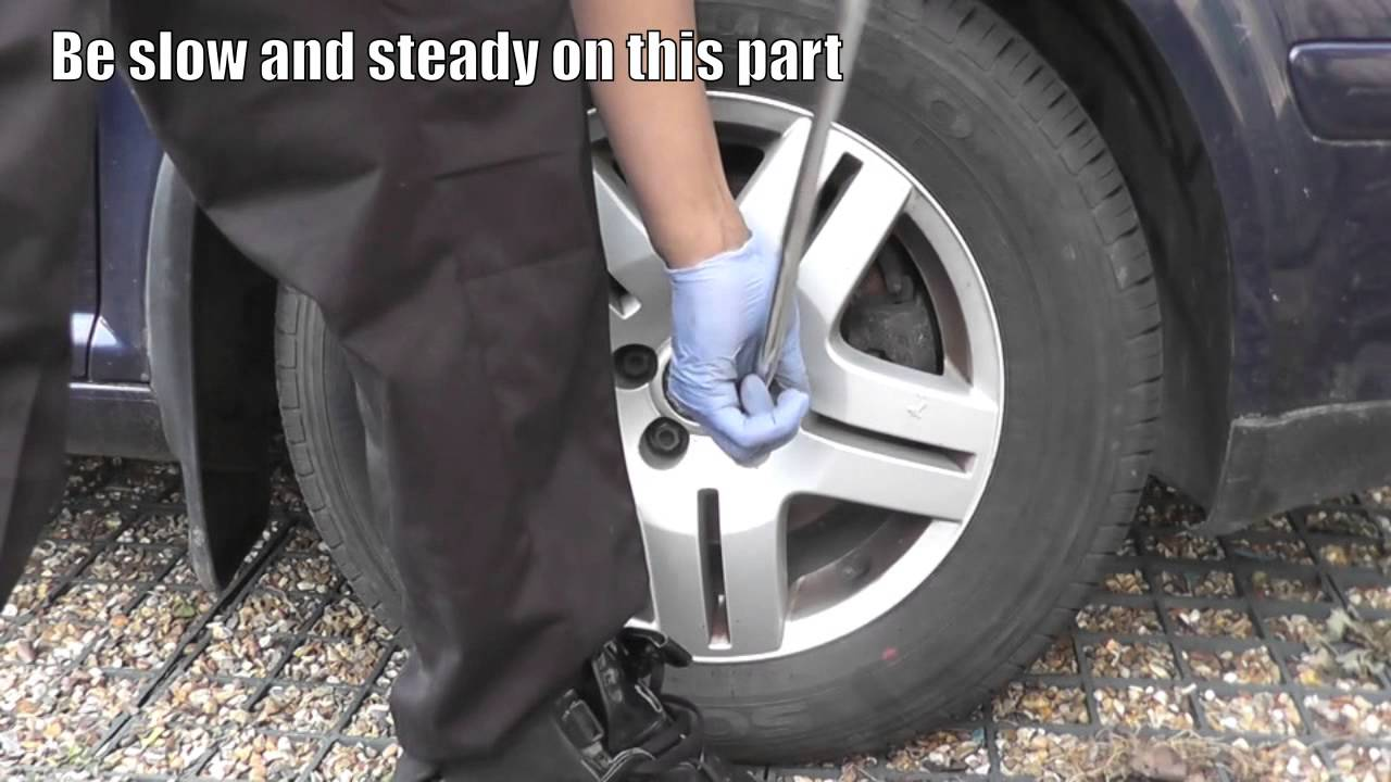 How To Remove Rounded Lug Nuts Like A Pro Car From Japan