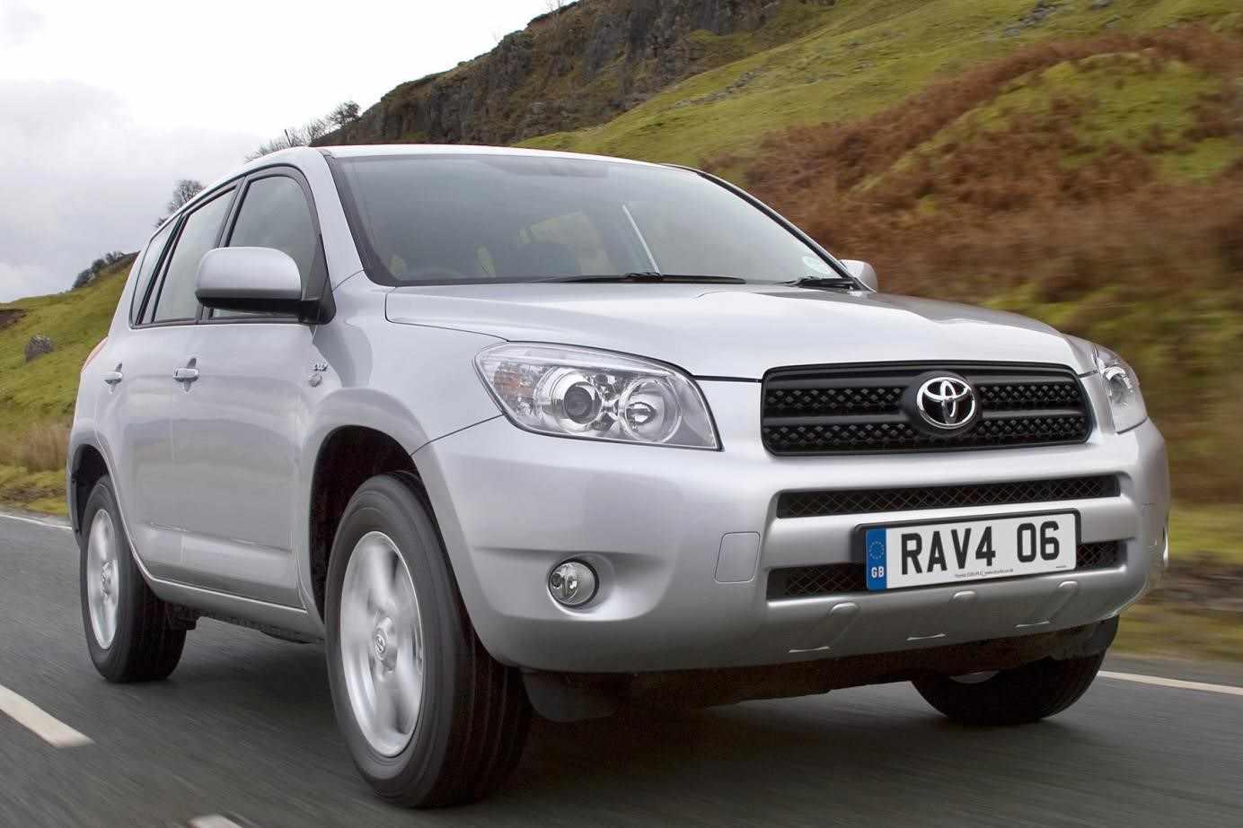 Useful Review Toyota RAV 4 2006