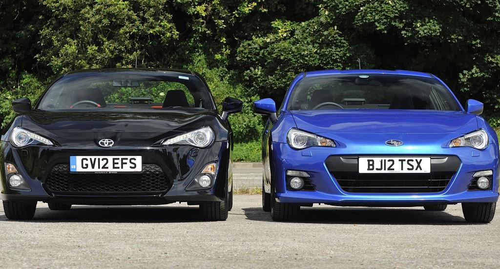 Toyota 86 Vs Subaru Brz The Ultimate Comparison Car From Japan
