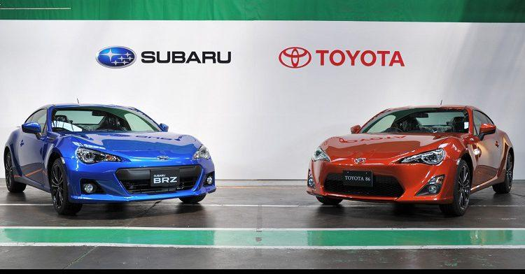Toyota 86 vs Subaru BRZ: The Ultimate Comparison - CAR ...