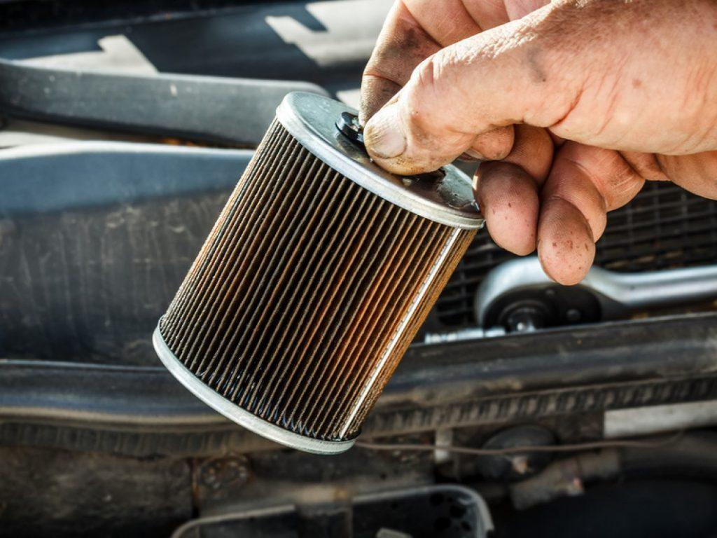 assess fuel filter and replace it if needed