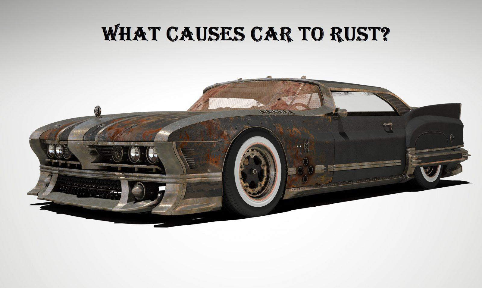 What Causes Rust On Cars Let S Find Out Car From Japan