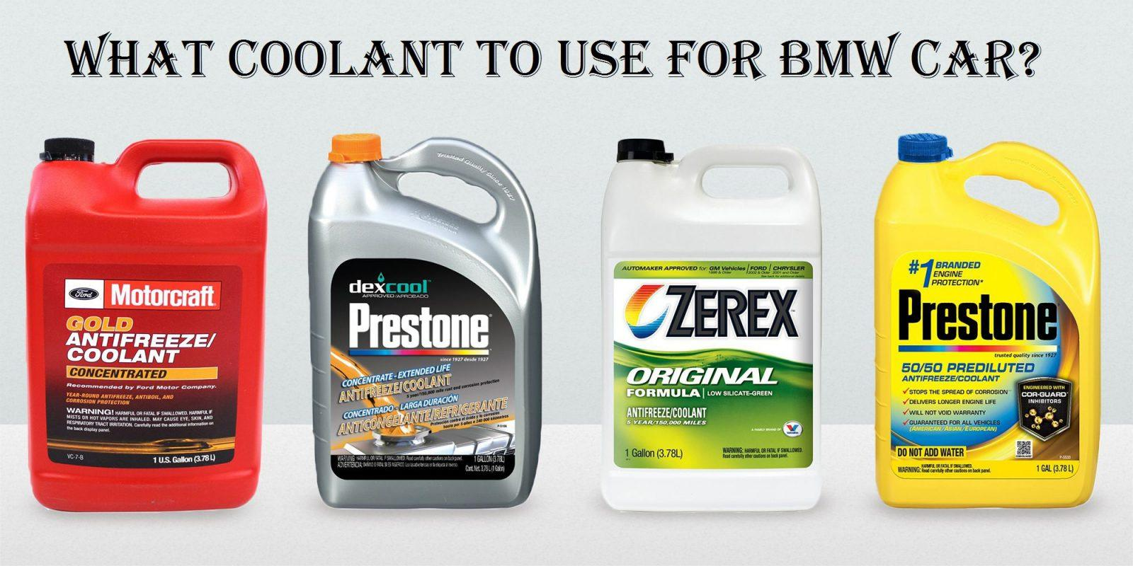 Top Bmw Coolant Picks Recommended By Auto Experts