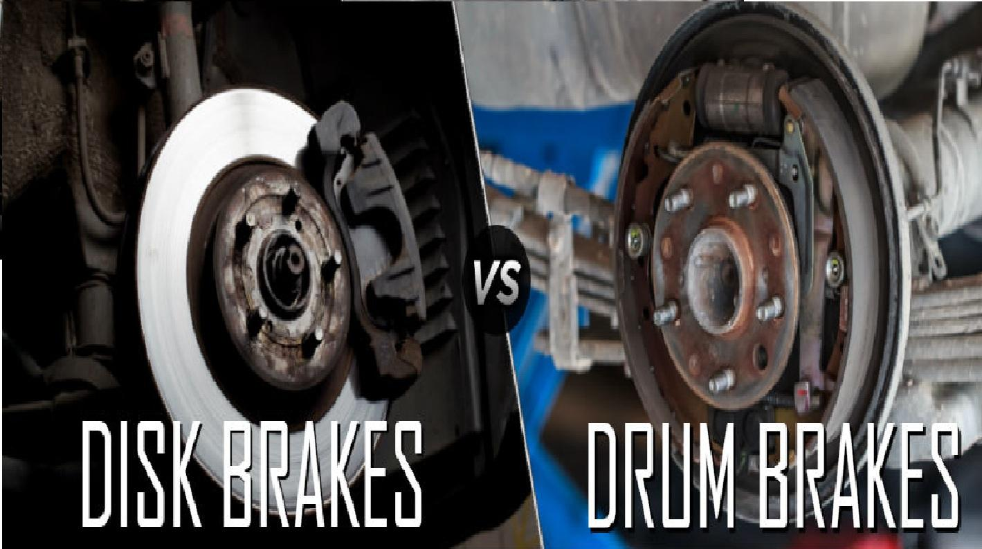 Drum Brake Vs Disc Brake Which Is The Better Choice