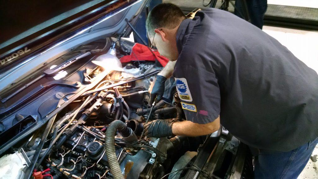 Direct Injection Carbon Build Up: Symptoms and Preventative Measures