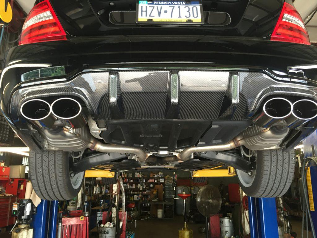Straight Pipe Exhaust Everything You Need To Know Resonator And Muffler See This Diagram For Example Effects Of