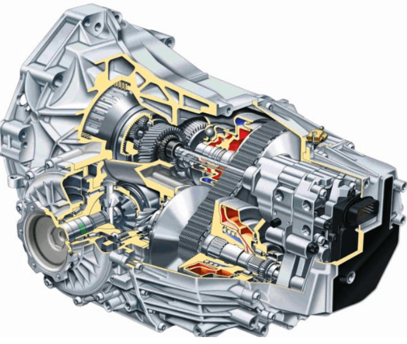 The Difference Between Tiptronic Transmission and Automatic Transmission