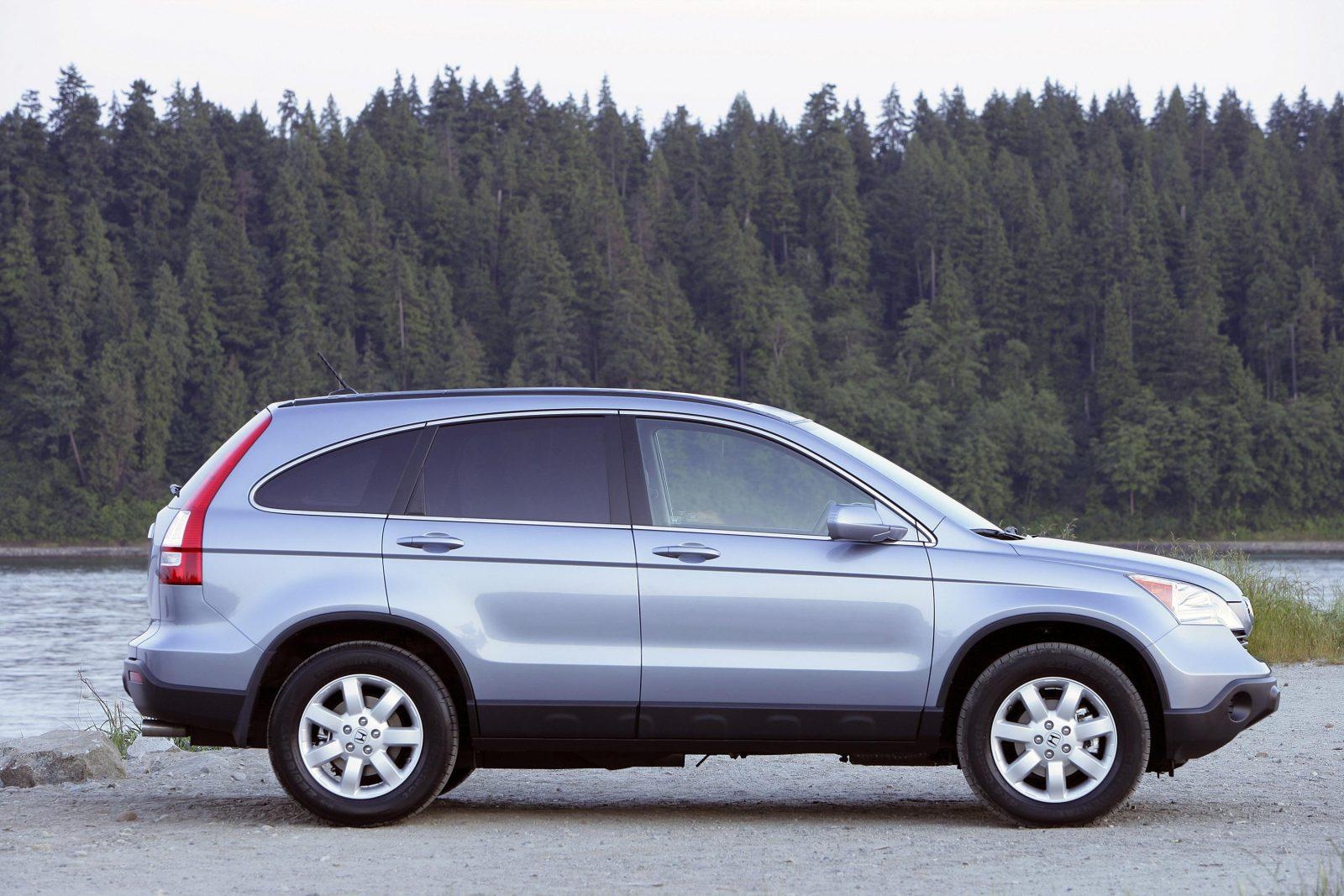 2008 Honda Crv Review For Suv Lovers Car From Japan