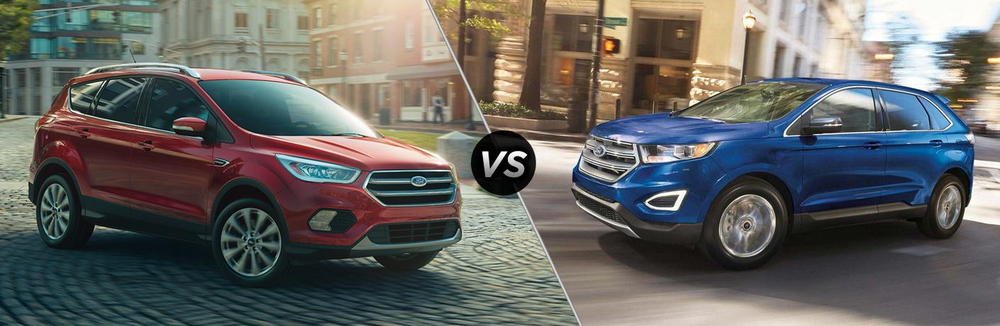 Ford Edge Vs Escape >> The Truth About The Differences Between Ford Edge Vs Ford Escape
