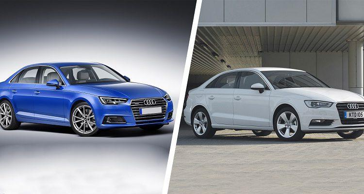 Torn Between Audi A Vs A Get Your Facts Straight - Audi a4 comparable cars