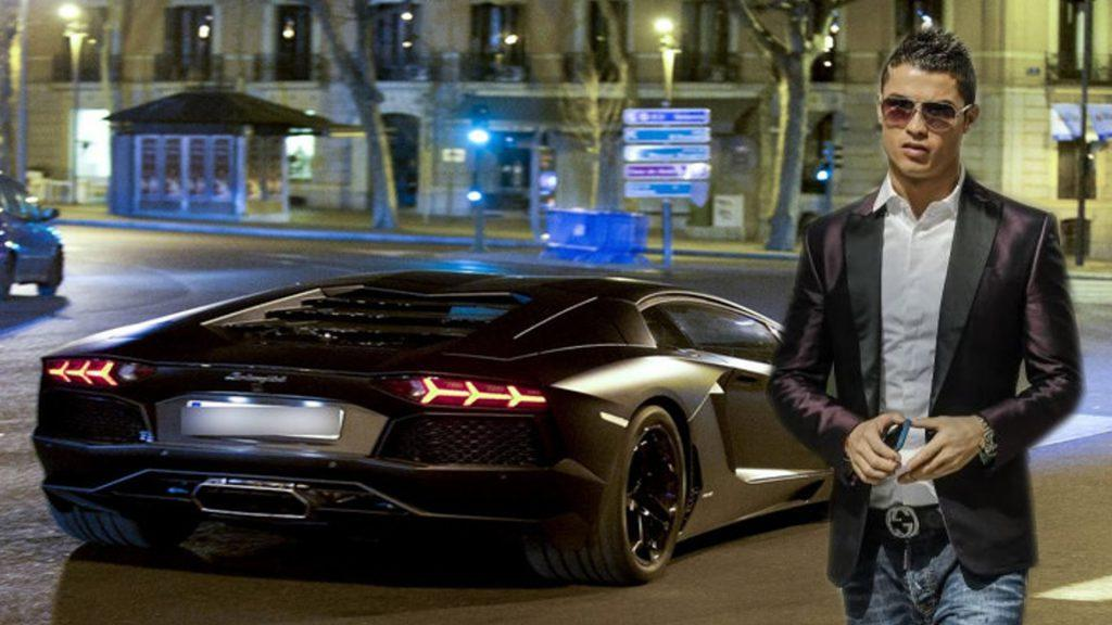 Cristiano Ronaldo Cars Such A Luxury Collection That You