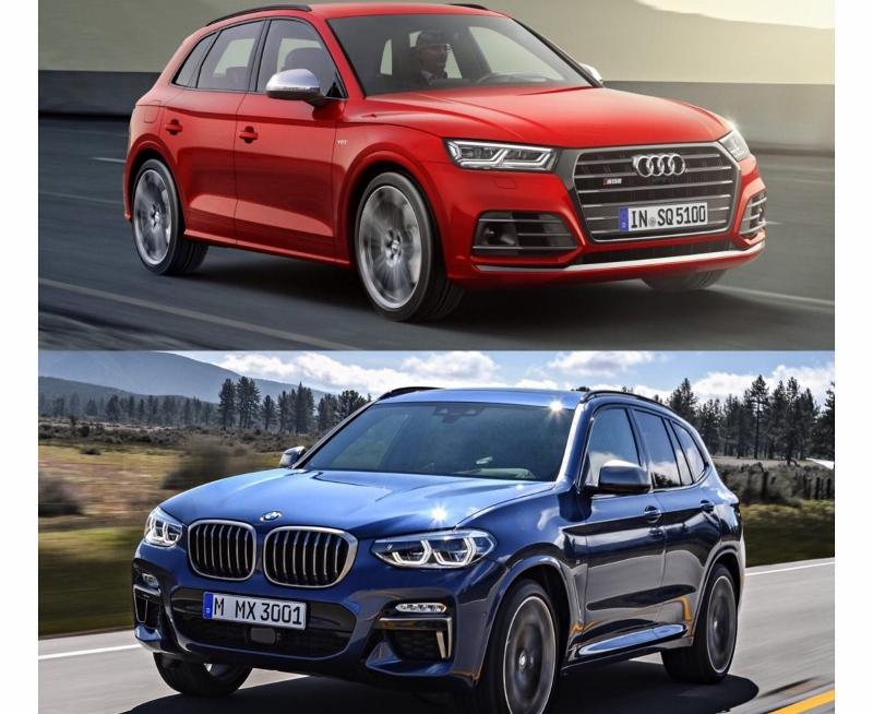 BMW X3 vs Audi Q5: Which One Is Worth the Bucks? | CAR FROM
