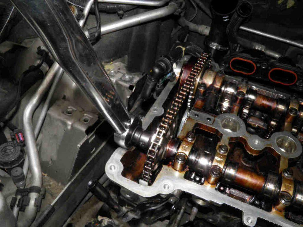 Does your car have timing chain vs. timing belt