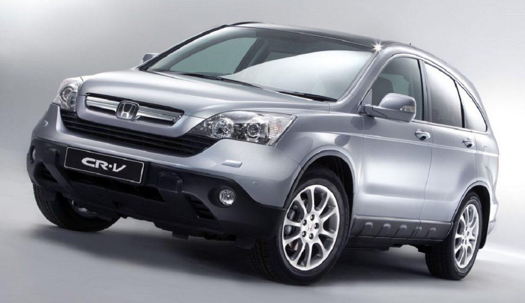 2008 Honda CRV Review