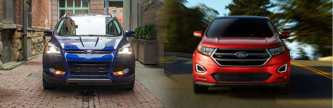 Ford Edge Vs Escape The Suvs Have More Similarities Than Differences