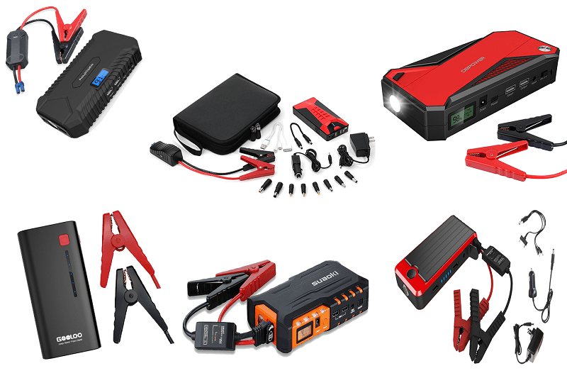 Read Reviews Of 5 Best Portable Jump Starter And Thank Us Later