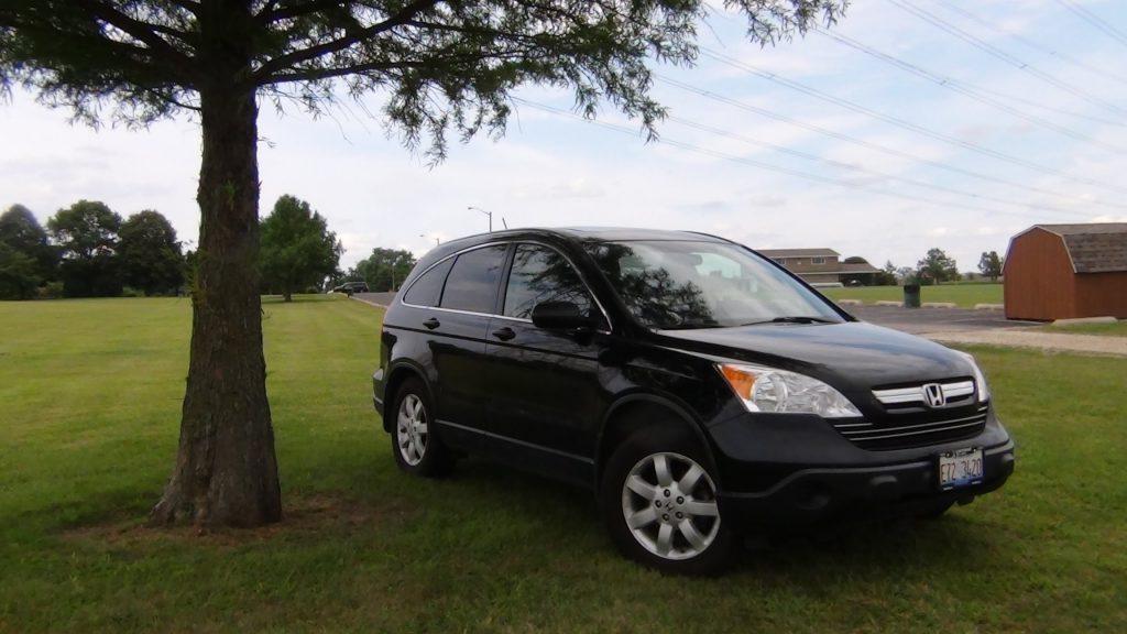 Honda CRV 2008 price
