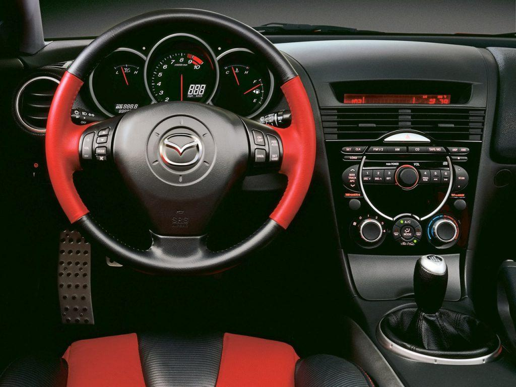 Mazda RX8 Review - Interior, Exterior, Specs and Typical Problems