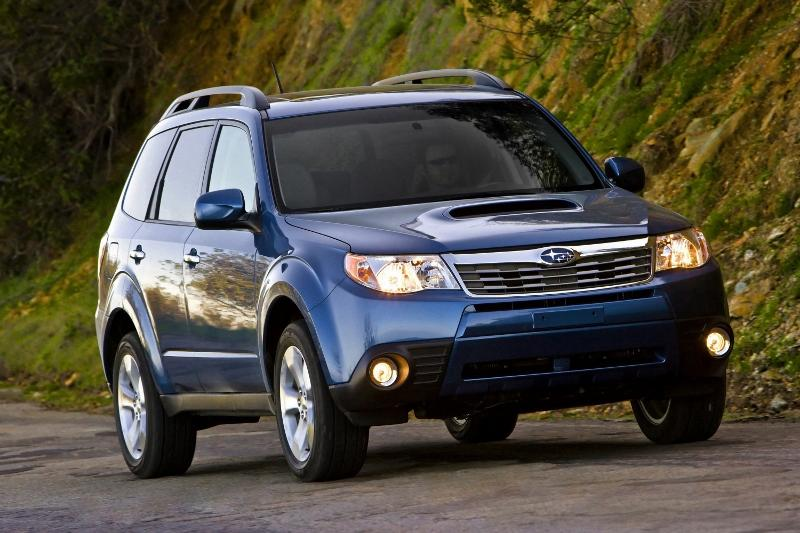 subaru forester cvt vs  manual