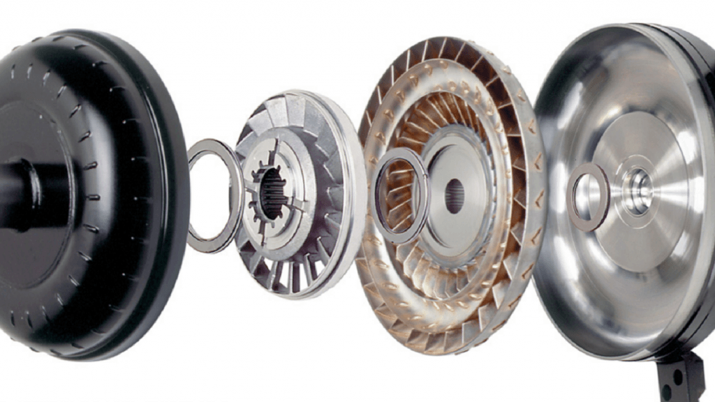 How Does A Torque Converter Work >> Simplified Explanation To Working Of Lock Up Torque Converters