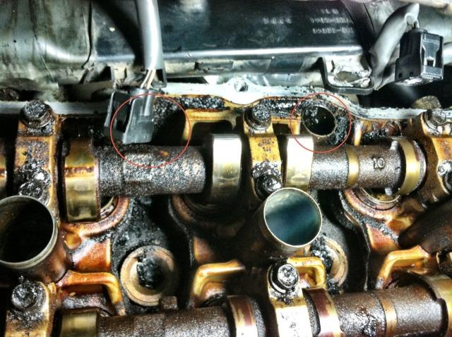 Oil in Intake Manifold: The Reasons and Consequences - CAR FROM JAPAN